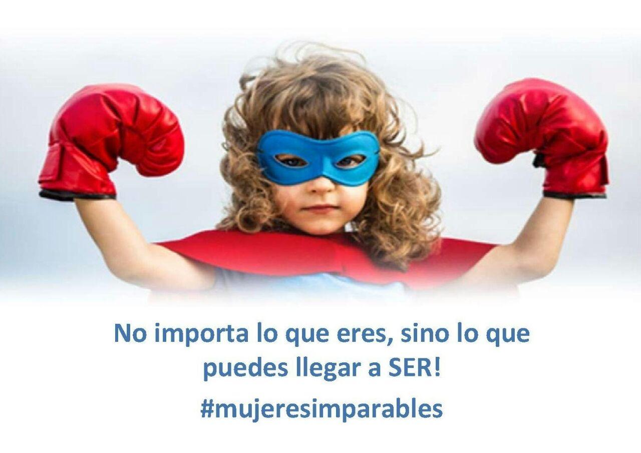 #MujeresImparables