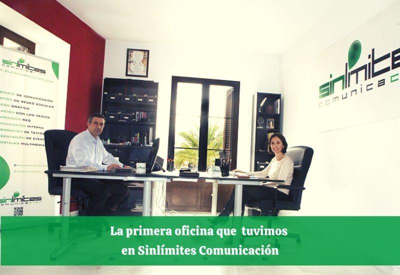 oficina de sinlimites comunicacion en jerez cádiz