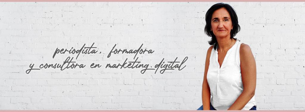 amparo bou periodista, formadora y consultora de marketing online